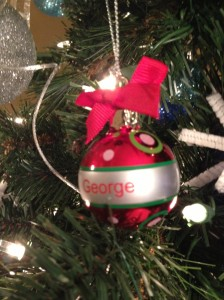 George, added to the tree...