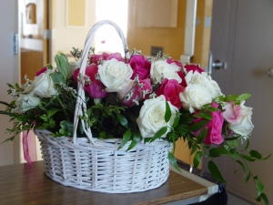 40 roses to celebrate 40 years...
