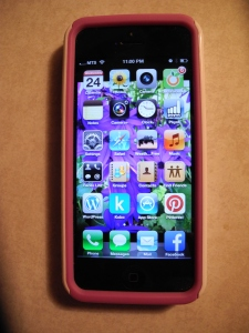 iPhone 5...