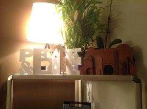 Bethlehem with peace...