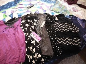 my shopping...